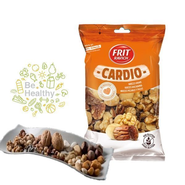 Cocktail frutos secos CARDIO FRIT RAVICH 100 GR