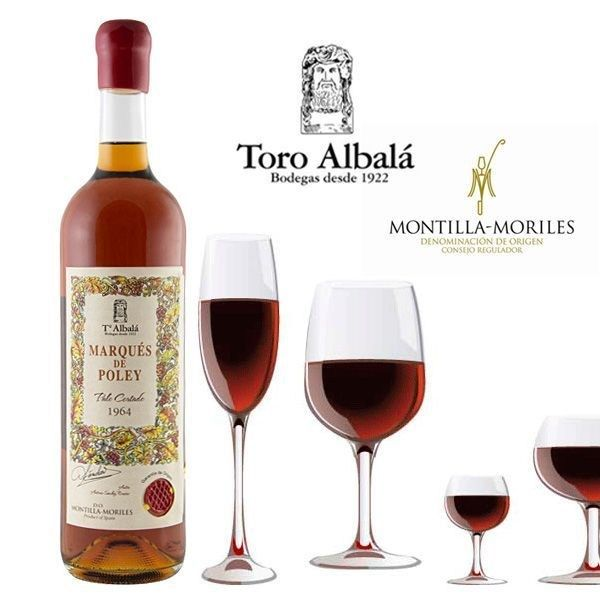 MARQUES DE POLEY PALO CORTADO 50cl