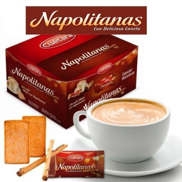 Galletas NAPOLITANAS CUETARA MINI